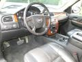 Ebony Black 2007 Chevrolet Silverado 1500 Interiors