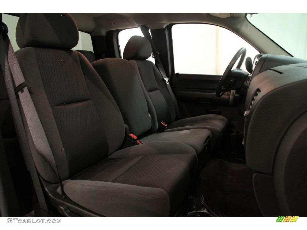 2009 Silverado 1500 LT Extended Cab 4x4 - Deep Ruby Red Metallic / Ebony photo #11