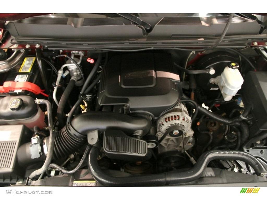2009 Silverado 1500 LT Extended Cab 4x4 - Deep Ruby Red Metallic / Ebony photo #15