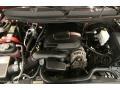 2009 Deep Ruby Red Metallic Chevrolet Silverado 1500 LT Extended Cab 4x4  photo #15