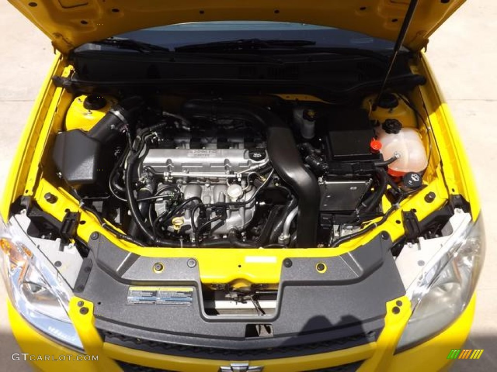 2008 chevrolet cobalt ss coupe engine photos. Black Bedroom Furniture Sets. Home Design Ideas