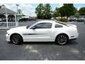 2007 Performance White Ford Mustang GT/CS California Special Coupe  photo #8