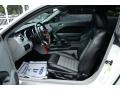 Black/Dove Accent Interior Photo for 2007 Ford Mustang #83612178