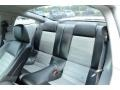 Black/Dove Accent Rear Seat Photo for 2007 Ford Mustang #83612184