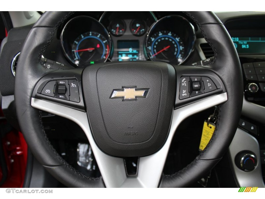 2012 chevrolet cruze lt rs steering wheel photos. Black Bedroom Furniture Sets. Home Design Ideas
