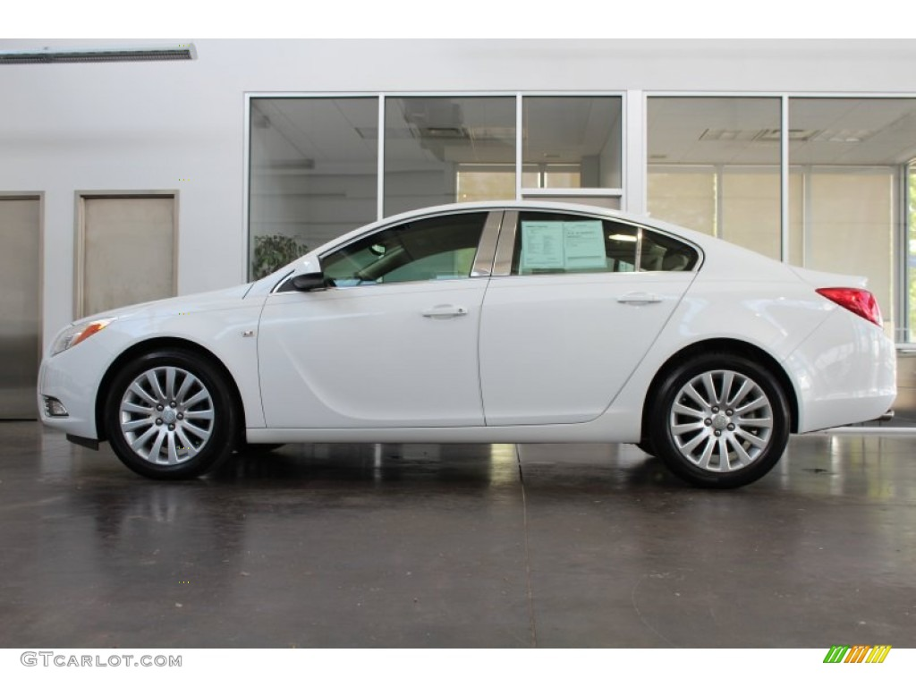 2011 summit white buick regal cxl turbo 83499591 photo 6 car color galleries. Black Bedroom Furniture Sets. Home Design Ideas