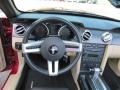 Black/Parchment Dashboard Photo for 2007 Ford Mustang #83627320