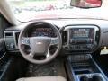 2014 Chevrolet Silverado 1500 Cocoa/Dune Interior Dashboard Photo