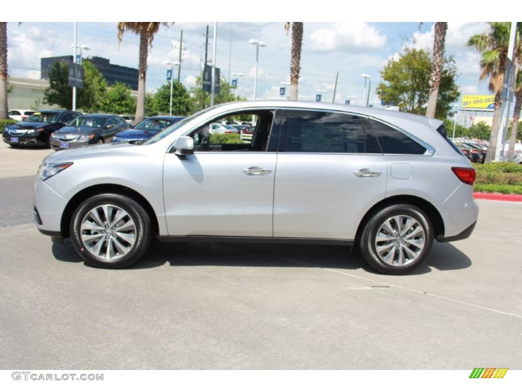 Silver Moon 2014 Acura Mdx Technology Exterior Photo 83642167