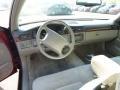 1998 Cadillac DeVille Gray Interior Dashboard Photo