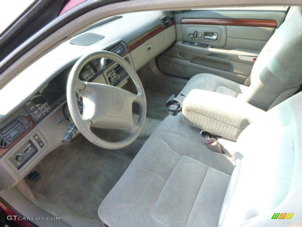 1998 Cadillac Deville Sedan Interior Color Photos