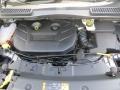 2014 Sterling Gray Ford Escape Titanium 2.0L EcoBoost  photo #15