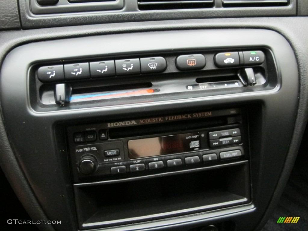 1998 honda prelude type sh controls photo 83679952. Black Bedroom Furniture Sets. Home Design Ideas