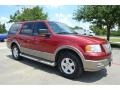 Redfire Metallic 2004 Ford Expedition Gallery