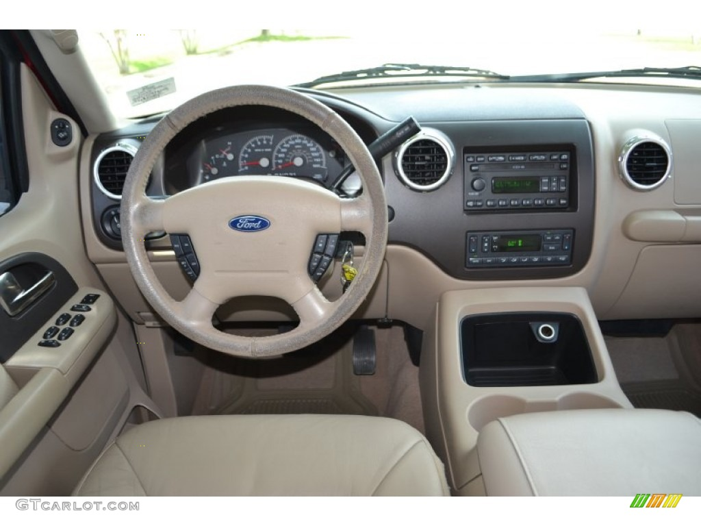 2004 Ford Expedition Ed Bauer Dashboard Photos