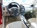 Bisque 2013 Toyota Corolla Interiors