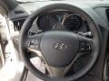 2013 Platinum Metallic Hyundai Genesis Coupe 2.0T  photo #14