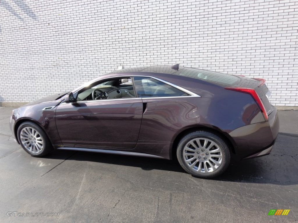 Majestic plum metallic 2014 cadillac cts 4 coupe awd exterior photo 83693089 gtcarlot com
