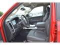 2012 Flame Red Dodge Ram 1500 Sport Quad Cab 4x4  photo #19