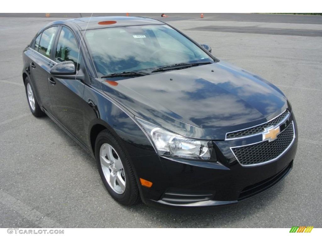 2013 Black Granite Metallic Chevrolet Cruze Lt 83692854 Car Color Galleries
