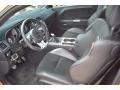 Dark Slate Gray Interior Photo for 2012 Dodge Challenger #83702047