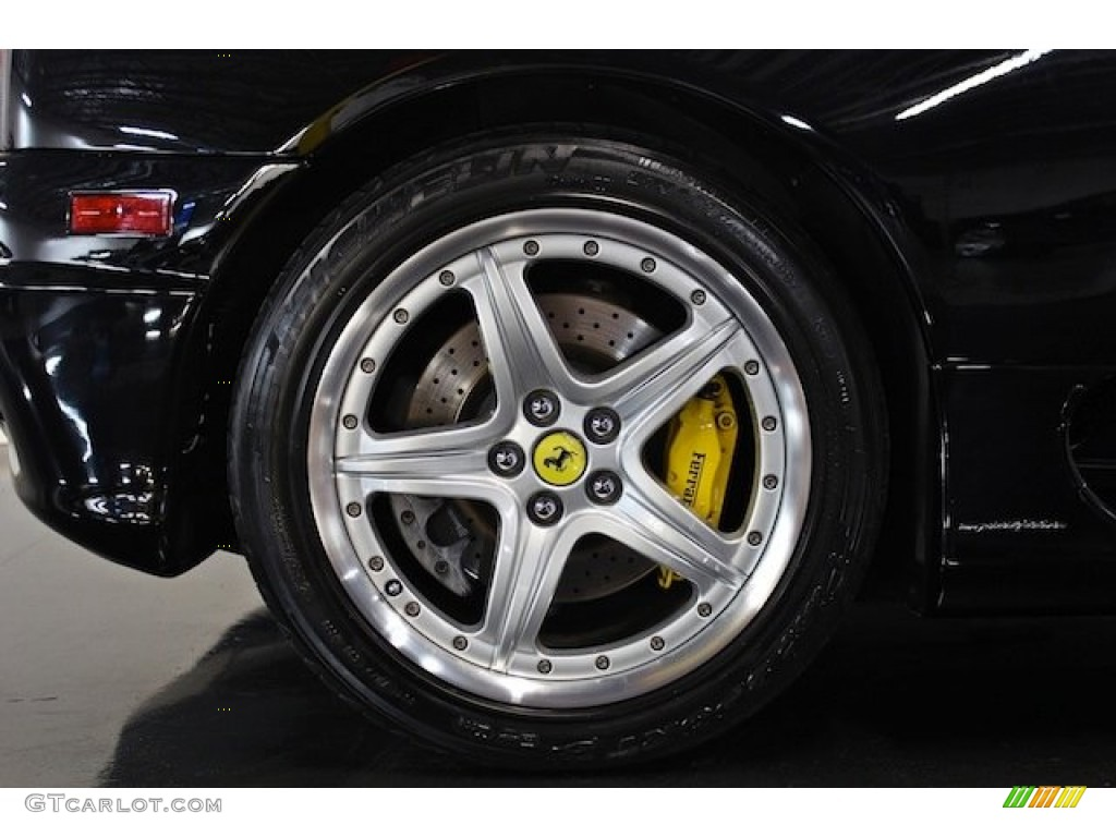 2004 Ferrari 360 Spider Wheel Photo 83715163 Gtcarlot Com