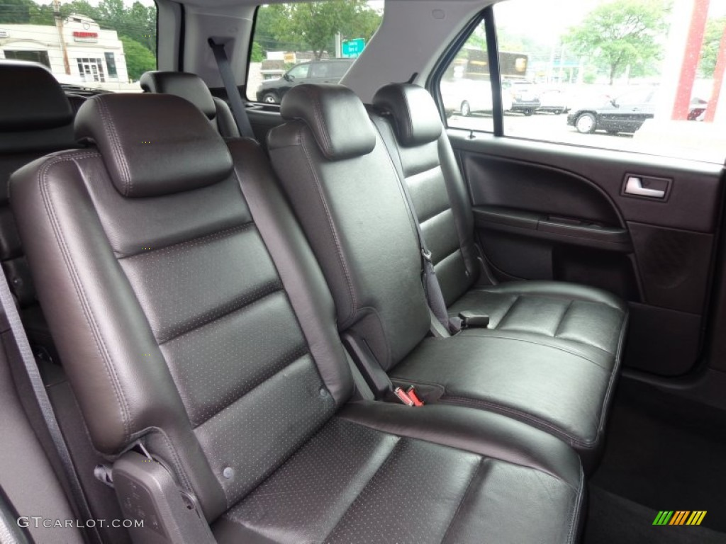 2006 Ford Freestyle Limited Awd Interior Color Photos