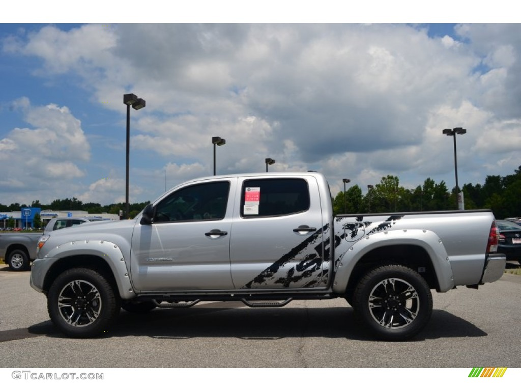 Silver Streak Mica 2013 Toyota Tacoma XSP-X Prerunner Double Cab Exterior Photo #83725744 ...