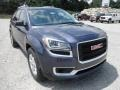 2014 Atlantis Blue Metallic GMC Acadia SLE  photo #2