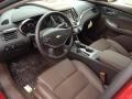 Jet Black/Brownstone 2014 Chevrolet Impala Interiors