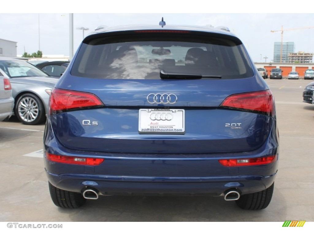 2013 Scuba Blue Metallic Audi Q5 2.0 TFSI quattro ...