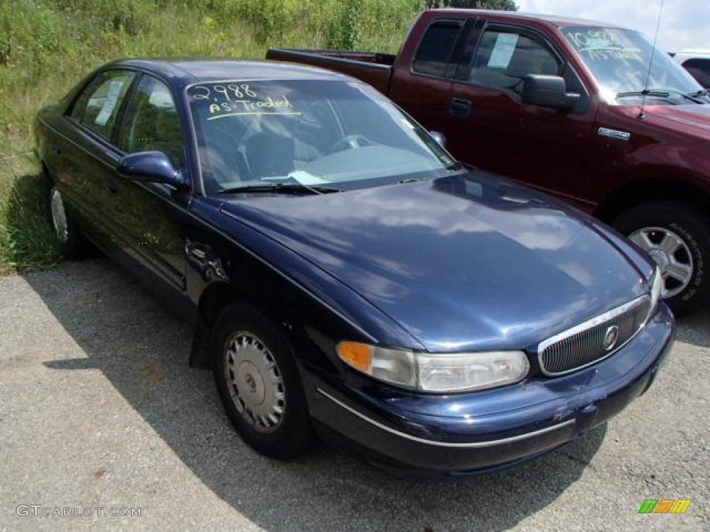 2002 Midnight Blue Pearl Buick Century Custom 83724058 Gtcarlot Com Car Color Galleries