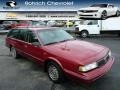 Garnet Red 1996 Oldsmobile Cutlass Ciera SL Wagon