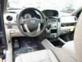 Gray Prime Interior Photo for 2013 Honda Pilot #83753446