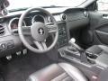 2008 Ford Mustang Black Interior Interior Photo
