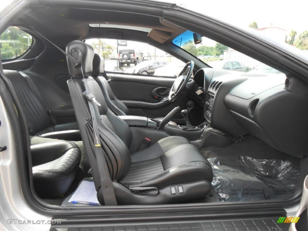 2000 Pontiac Firebird Trans Am Ws 6 Coupe Interior Photos