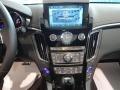 Controls of 2014 CTS -V Sedan
