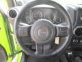 Black Steering Wheel Photo for 2012 Jeep Wrangler #83766088