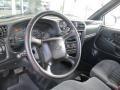 Graphite Steering Wheel Photo for 2002 Chevrolet S10 #83776219