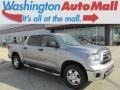 2011 Silver Sky Metallic Toyota Tundra TRD CrewMax 4x4  photo #1