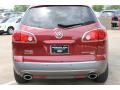 2008 Red Jewel Buick Enclave CXL  photo #39