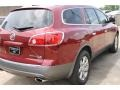 2008 Red Jewel Buick Enclave CXL  photo #40