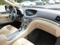 2009 Subaru Tribeca Desert Beige Interior Dashboard Photo