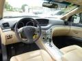 2009 Subaru Tribeca Desert Beige Interior Prime Interior Photo