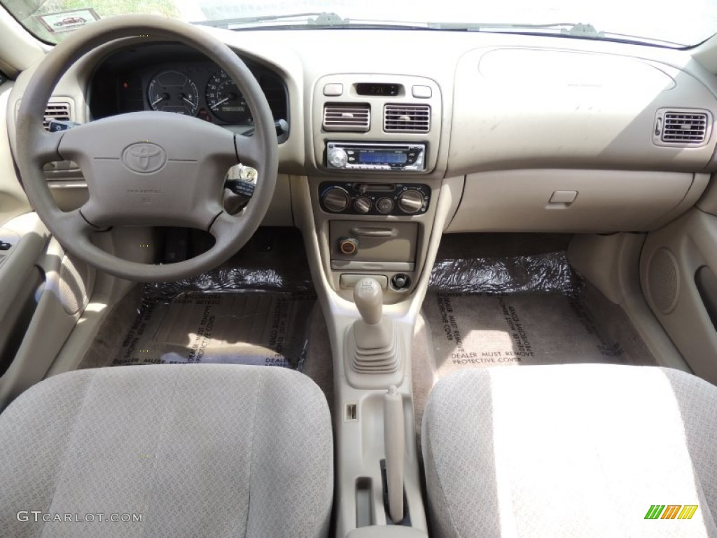 1999 Toyota Corolla Le Dashboard Photos