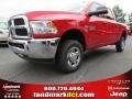 Flame Red 2013 Ram 2500 Gallery
