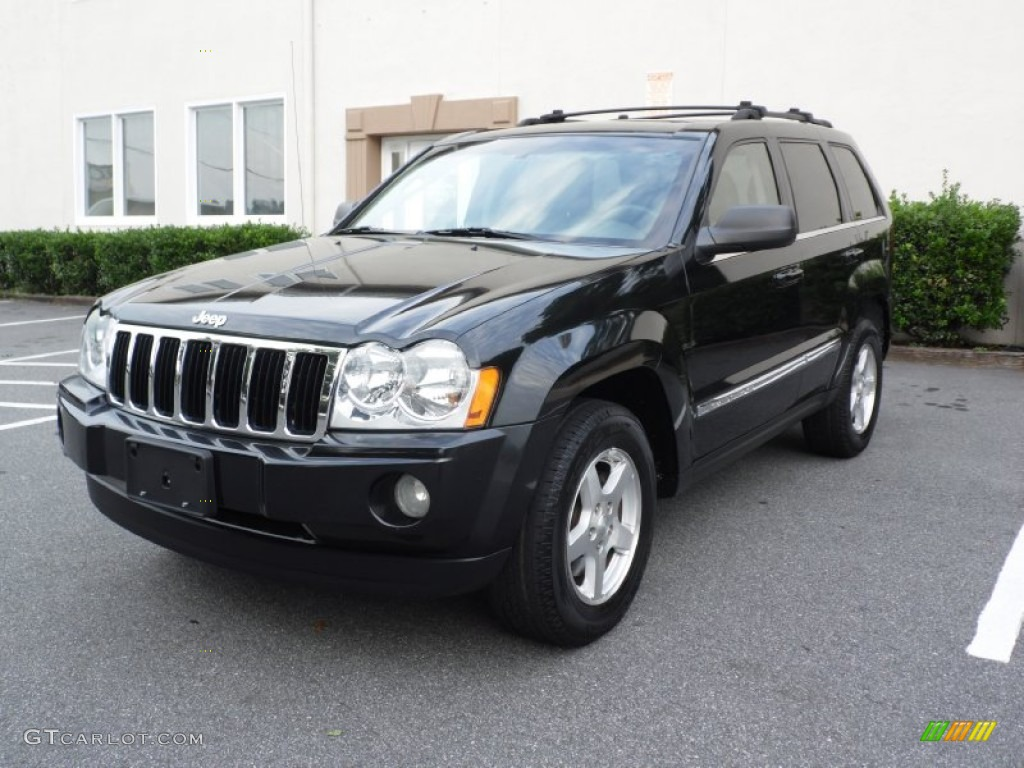 2005 jeep grand cherokee limited exterior photos. Black Bedroom Furniture Sets. Home Design Ideas