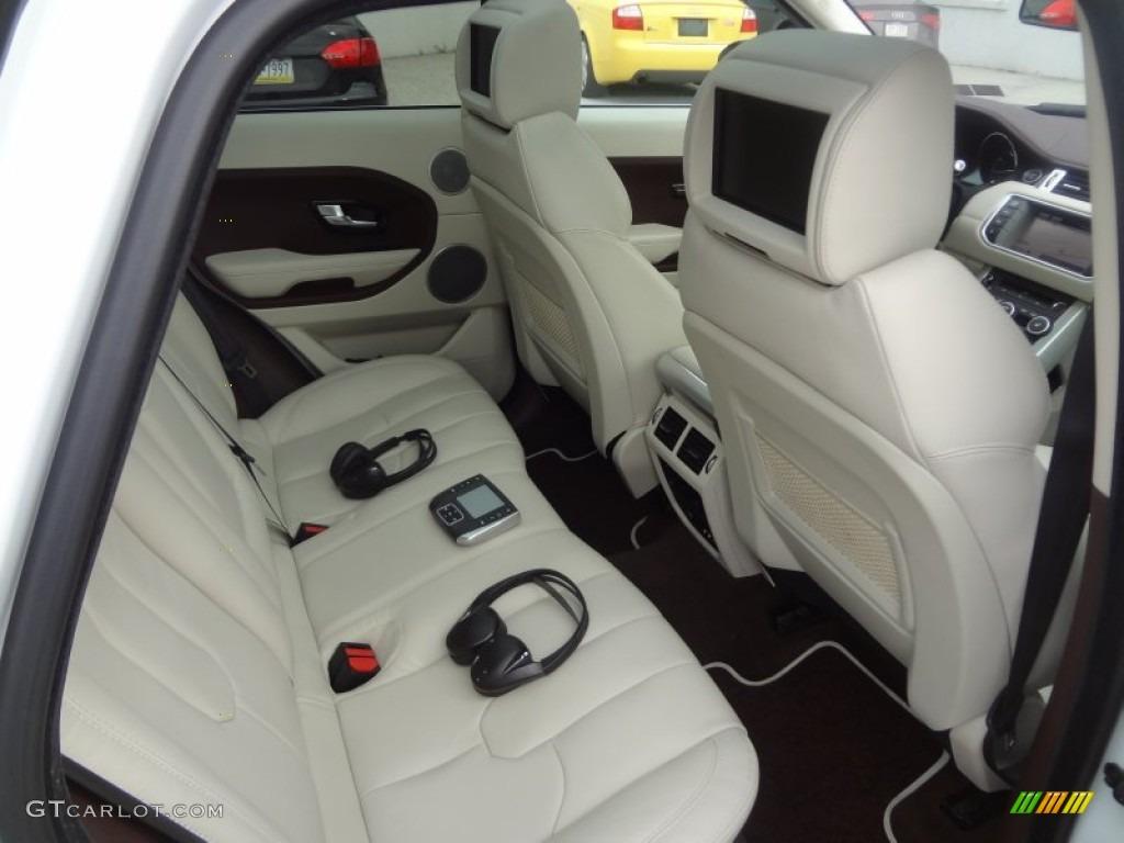 Ivory dark cherry interior 2012 land rover range rover - 2012 range rover interior pictures ...