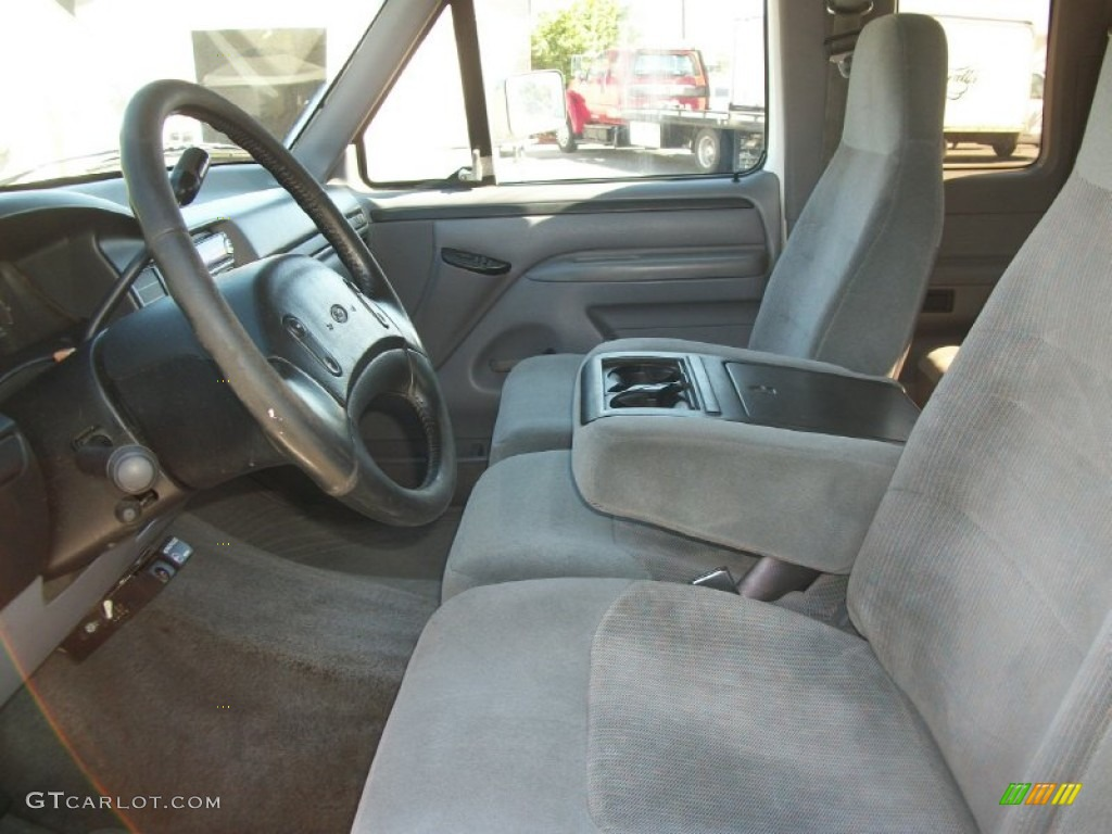 1996 ford f250 xlt extended cab front seat photo 83806069. Black Bedroom Furniture Sets. Home Design Ideas