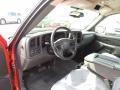 2006 Victory Red Chevrolet Silverado 1500 LT Crew Cab  photo #12